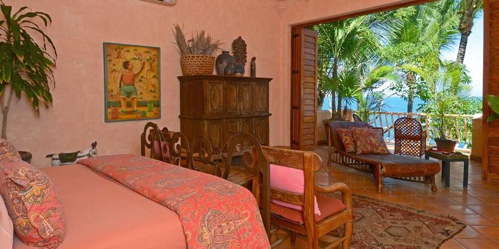 Vacation Vallarta - Villa Estrella Mar Terrace Suite