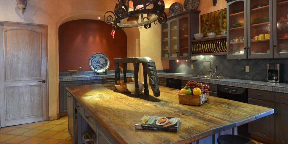 Vacation Vallarta - Villa Estrella Mar Kitchen