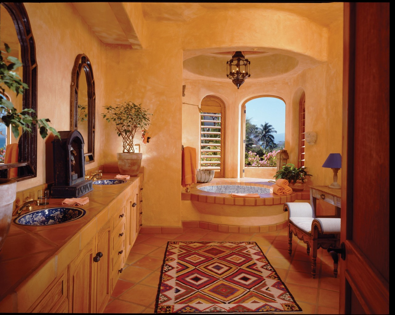 Vacation Vallarta - Villa Estrella Mar Junior Suite Bathroom