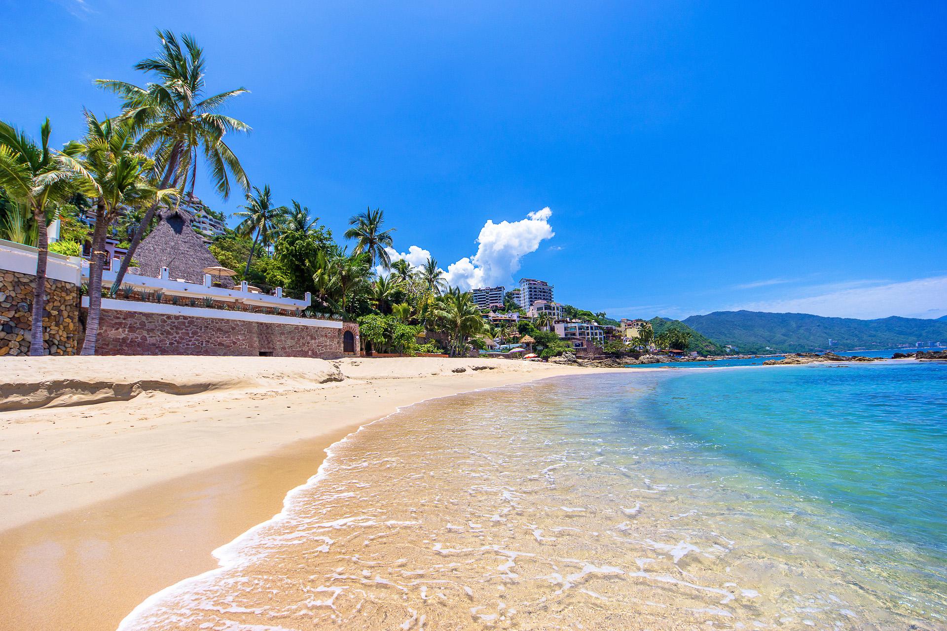 Vacation Vallarta Villa Verde Beach
