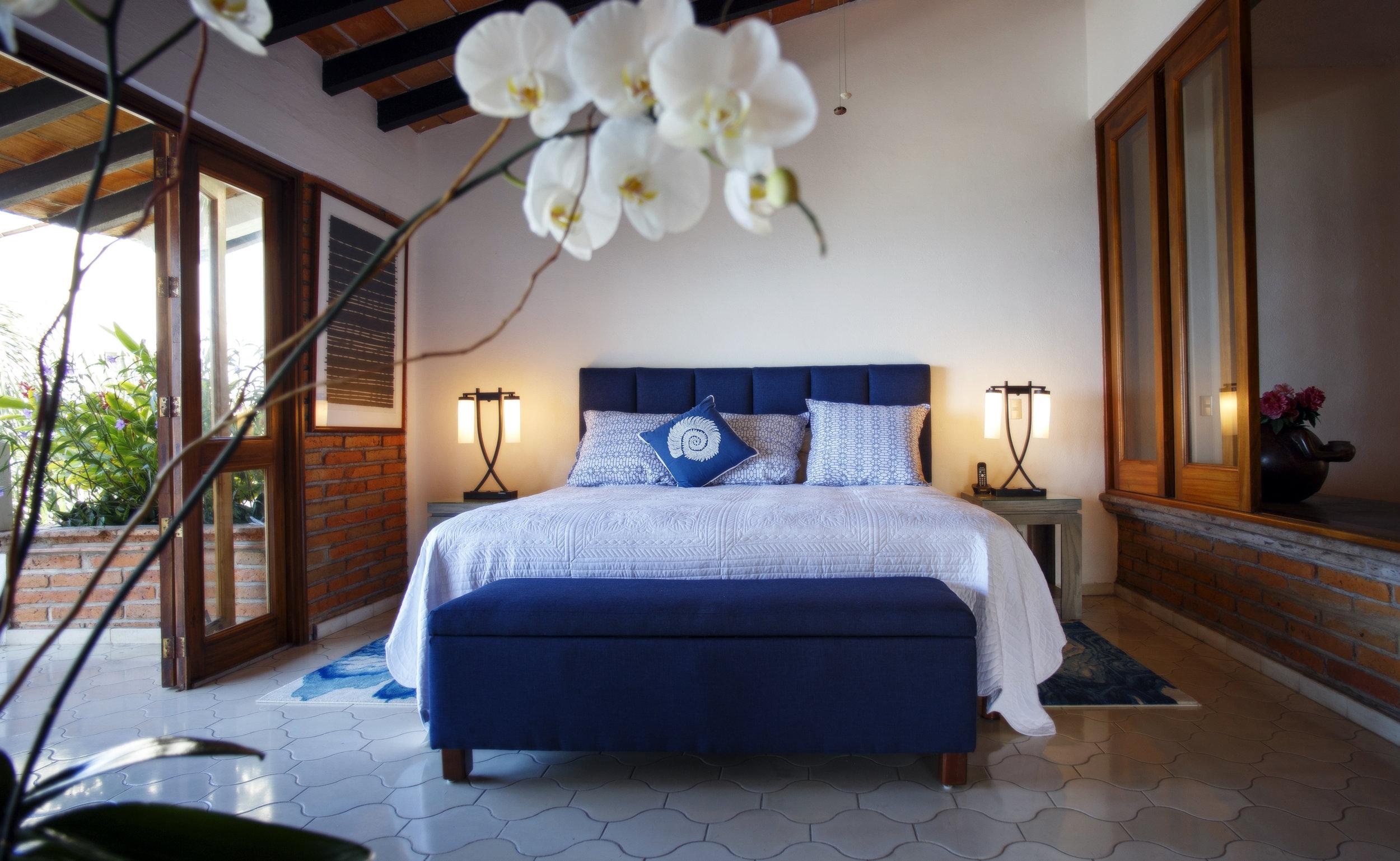 Vacation Vallarta Villa Verde Bedroom1