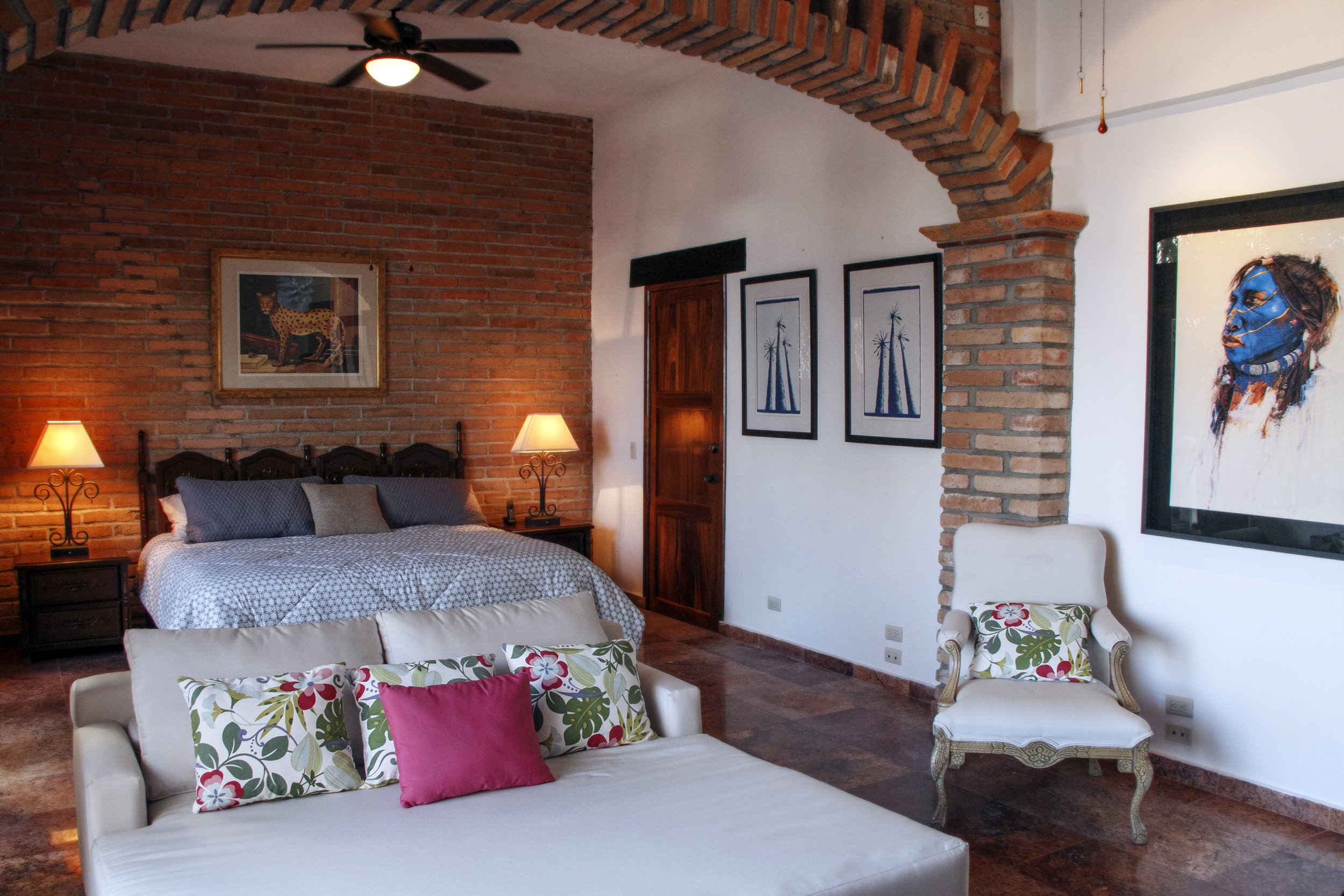 Vacation Vallarta Villa Verde Bedroom2
