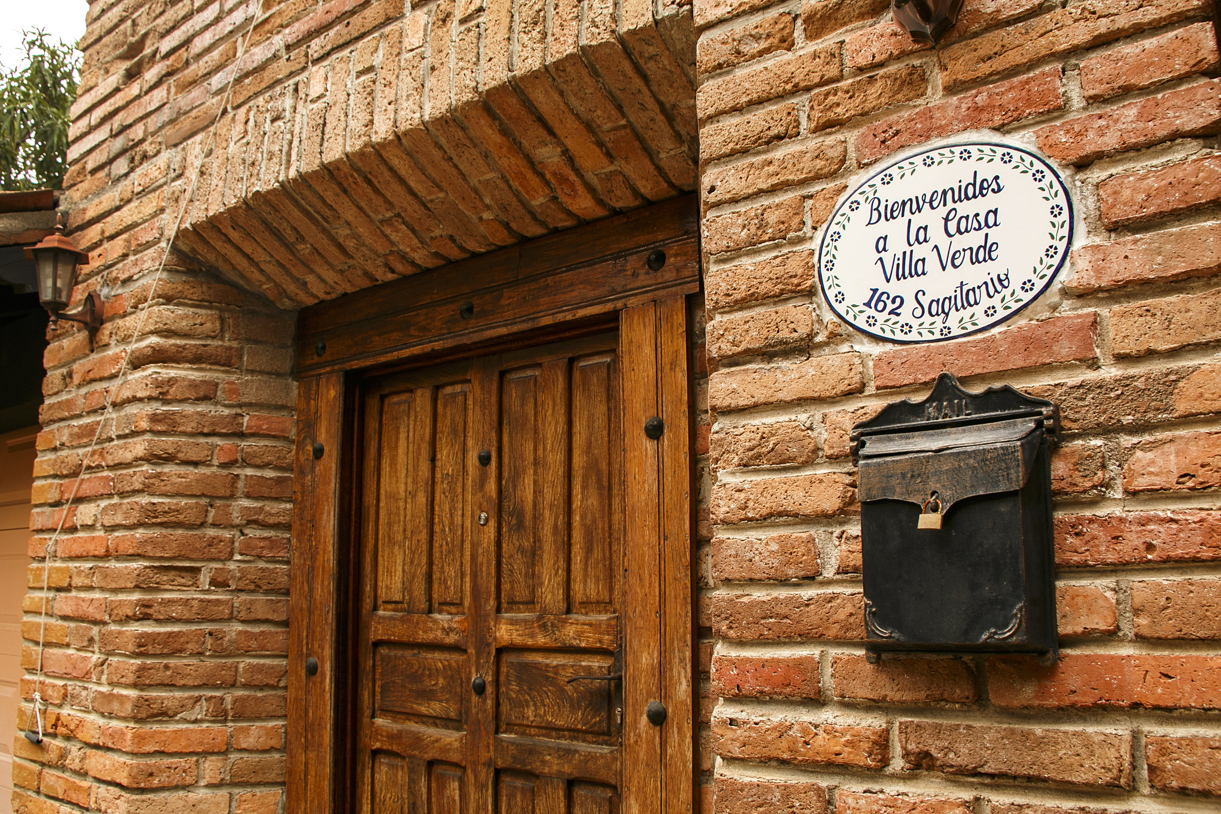 Vacation Vallarta Villa Verde Entrance