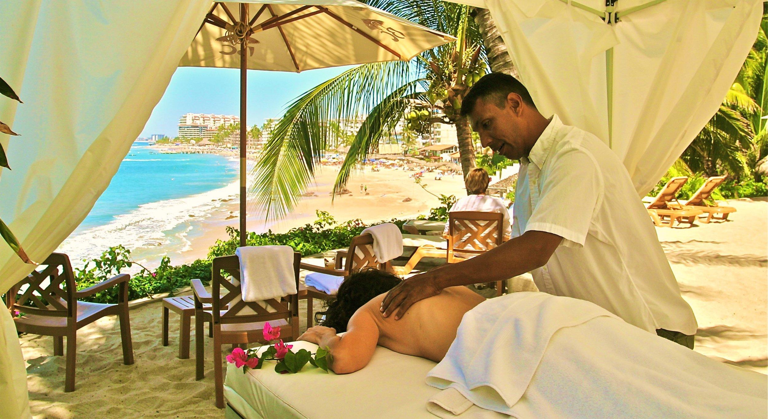 Vacation Vallarta Beachouse Spa Services