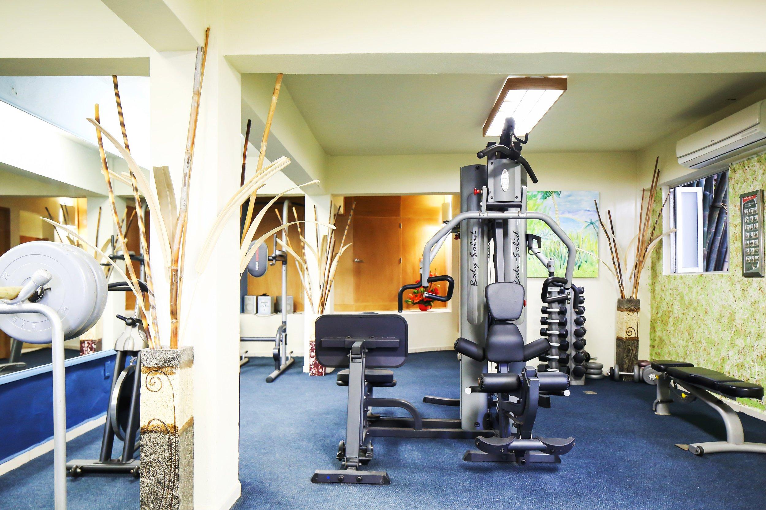 Vacation Vallarta Beachouse Shared Gym