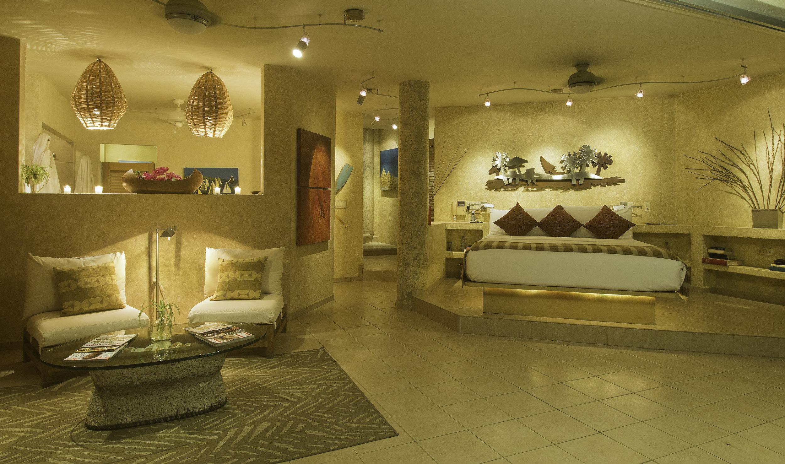 Vacation Vallarta Beachouse Bedroom