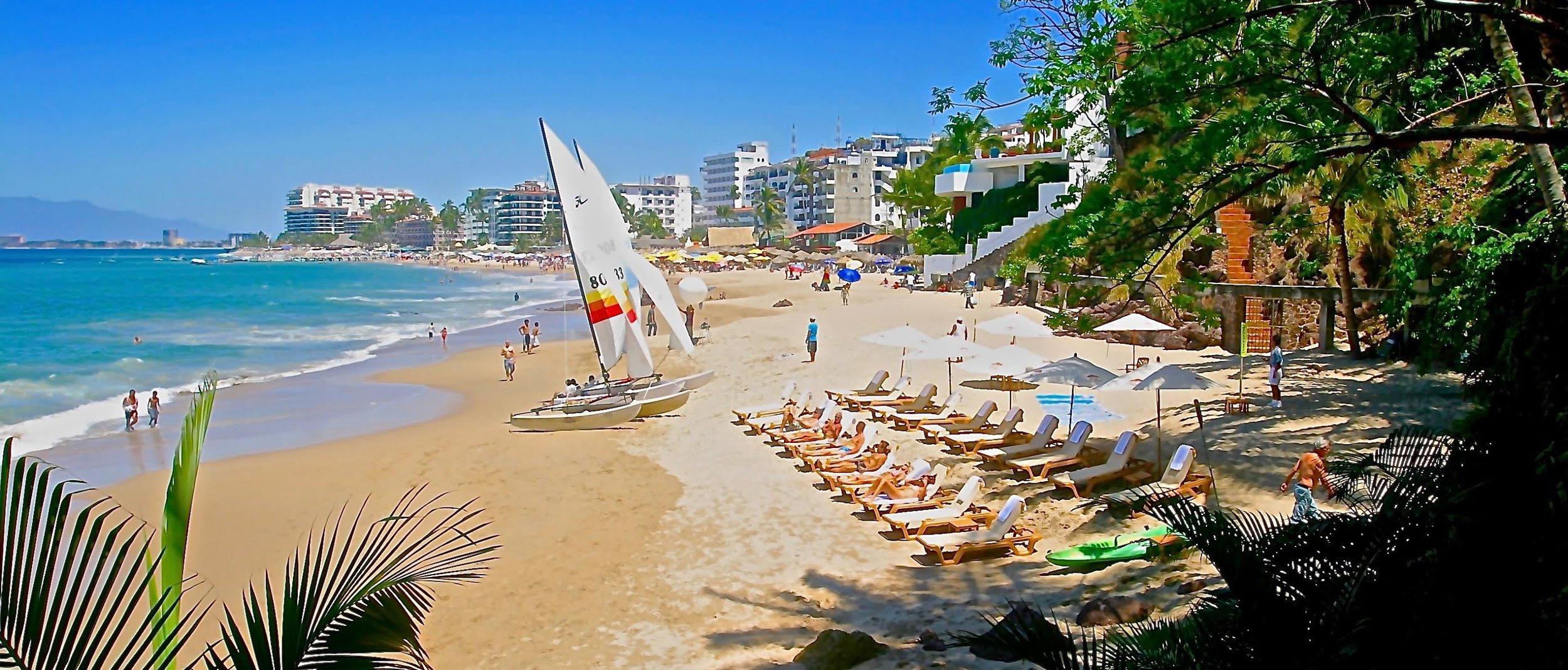 Vacation Vallarta Beachouse Beach