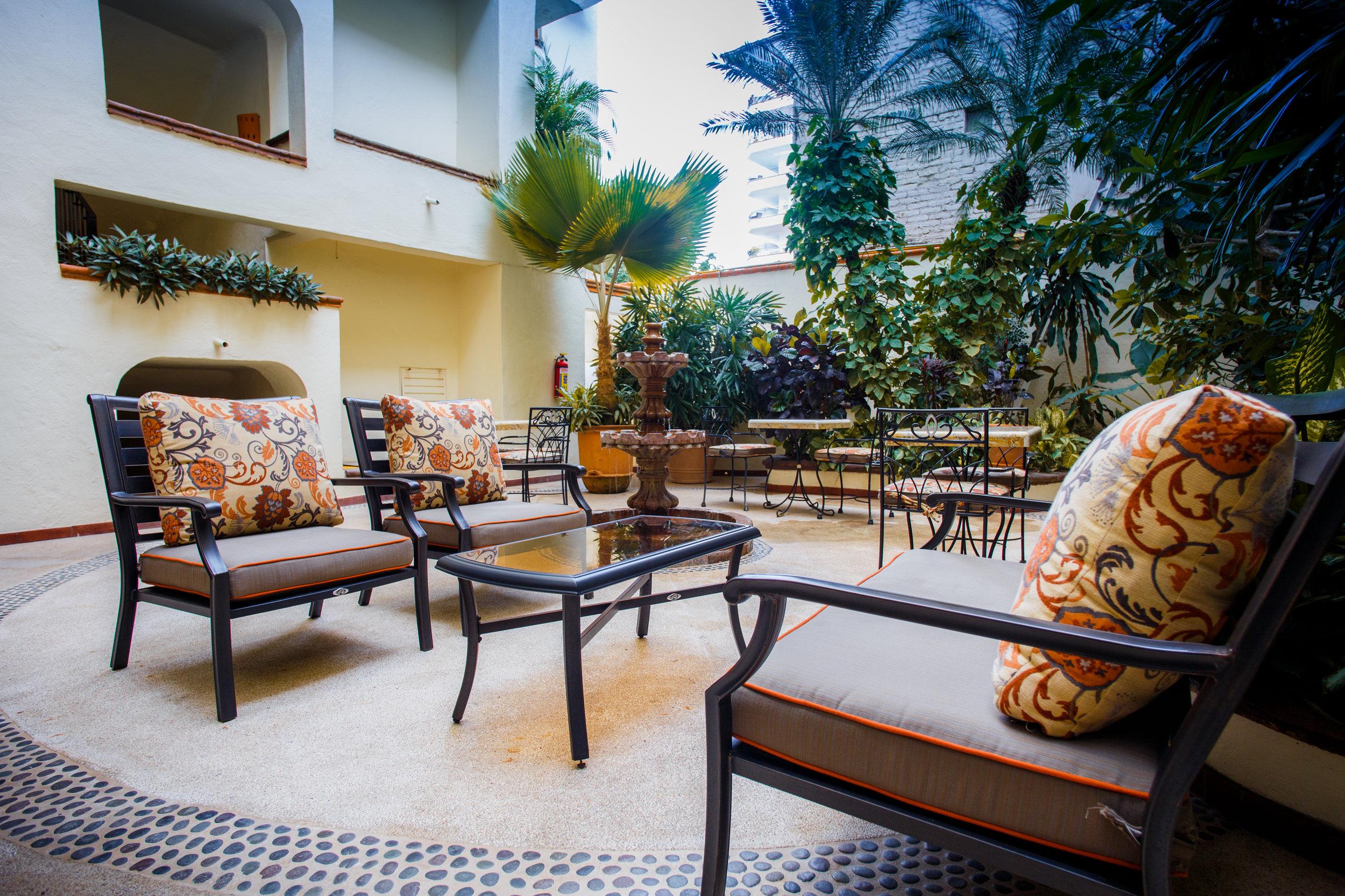 Vacation Vallarta Plazamar Lobby