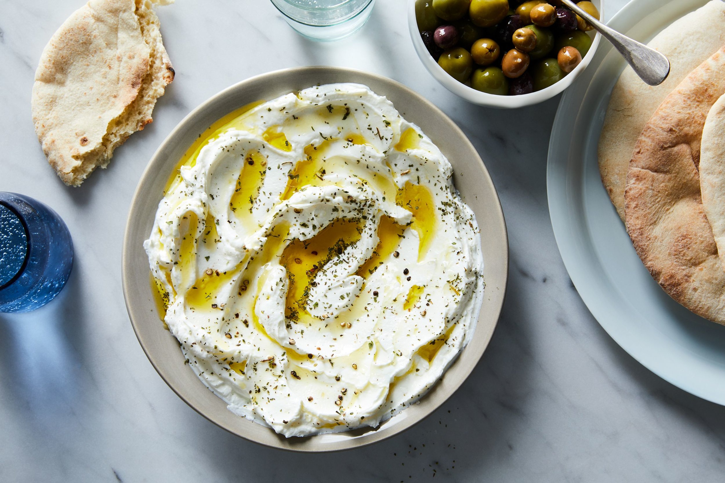 My Grandma's Garlicky Labneh Is the Ketchup to My Fries, the Butter to My Bread - Food52