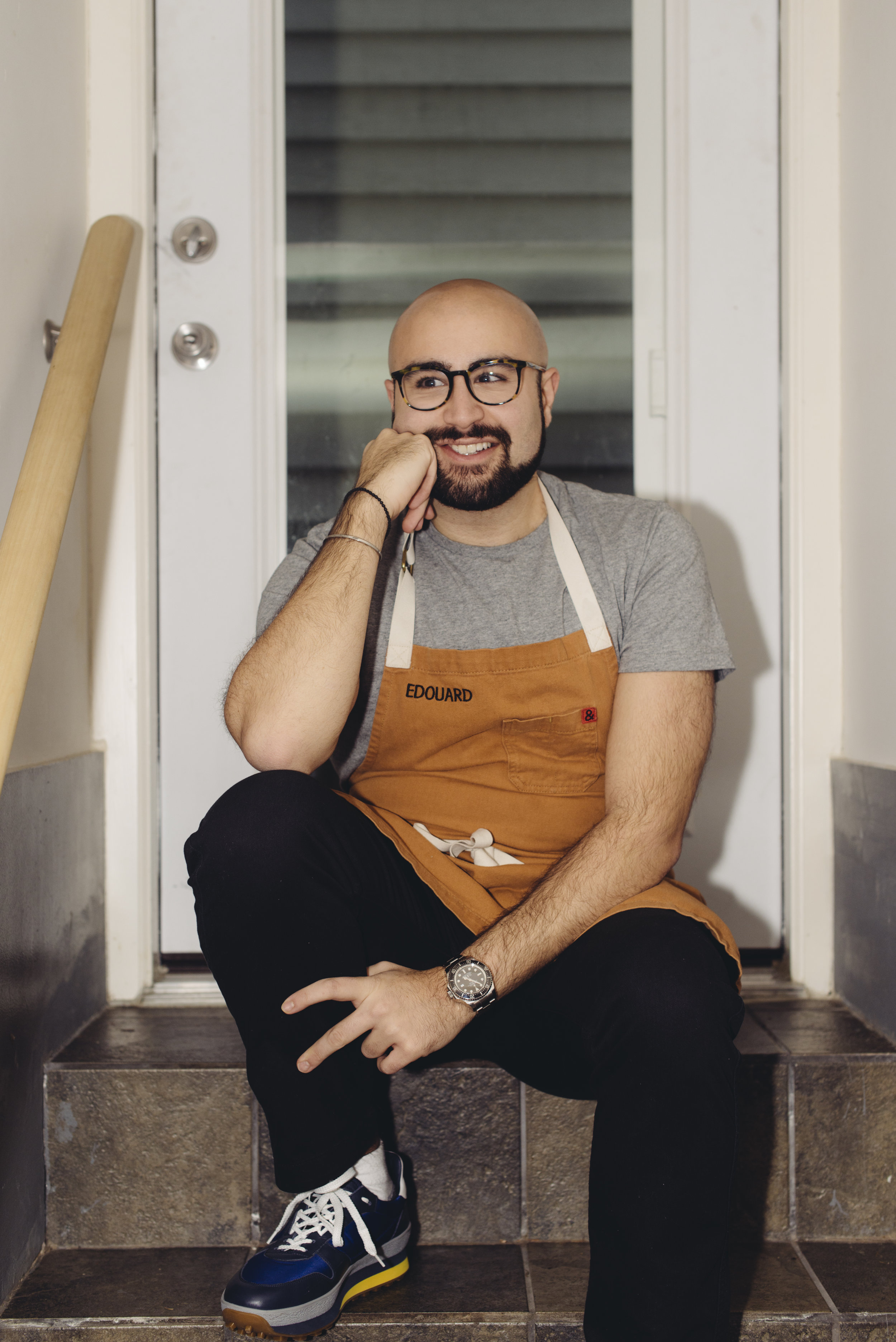 Gay Lebanese chef Edouard Massih celebrates equality and diversity - YAS Magazine