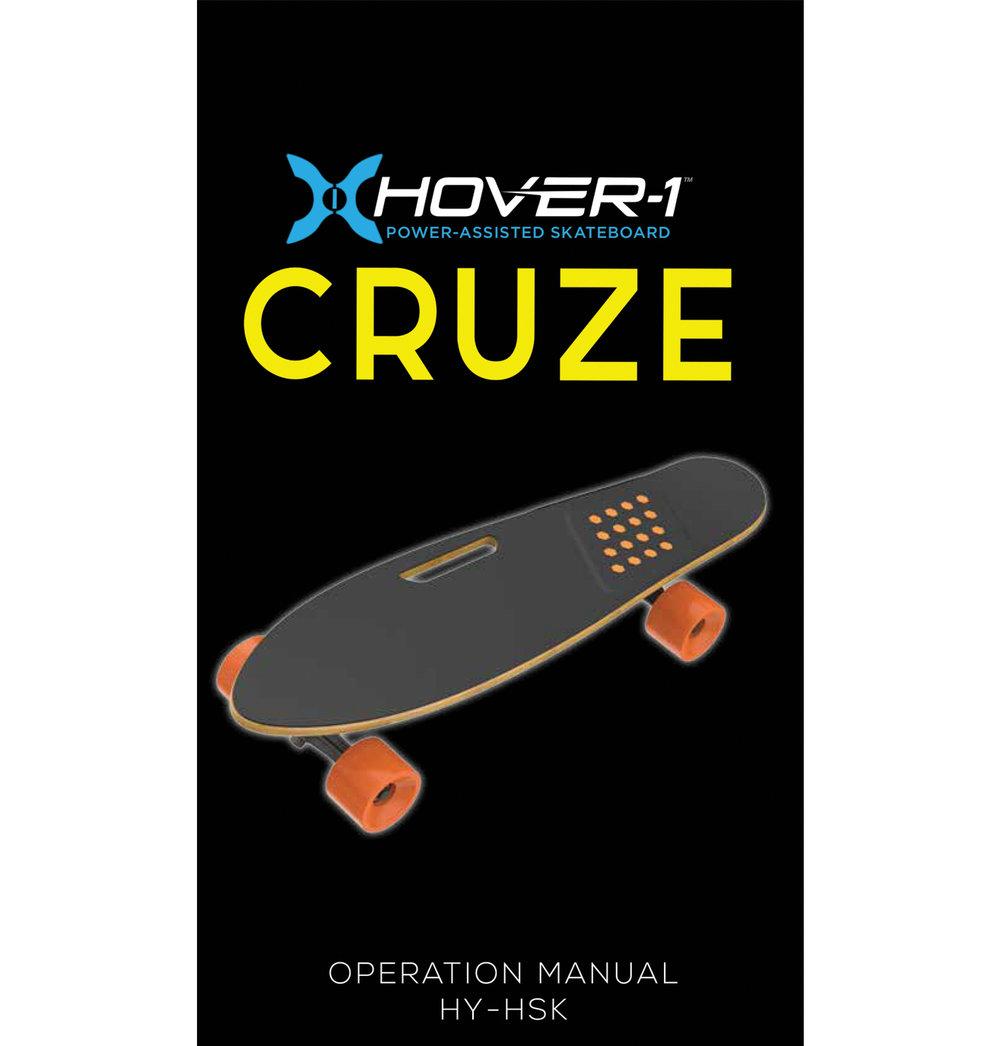 Cruze Operation Manual