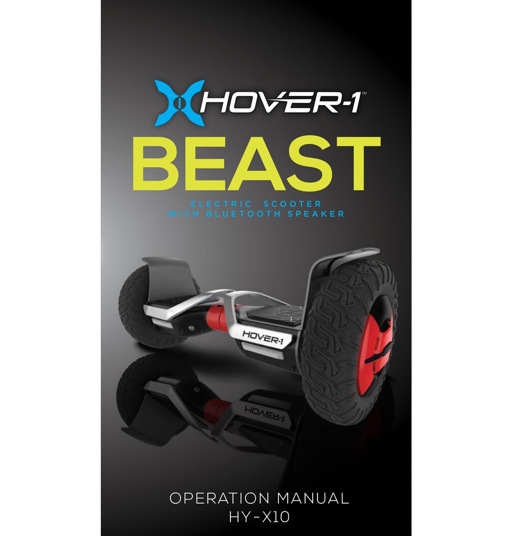 Beast Operation Manual