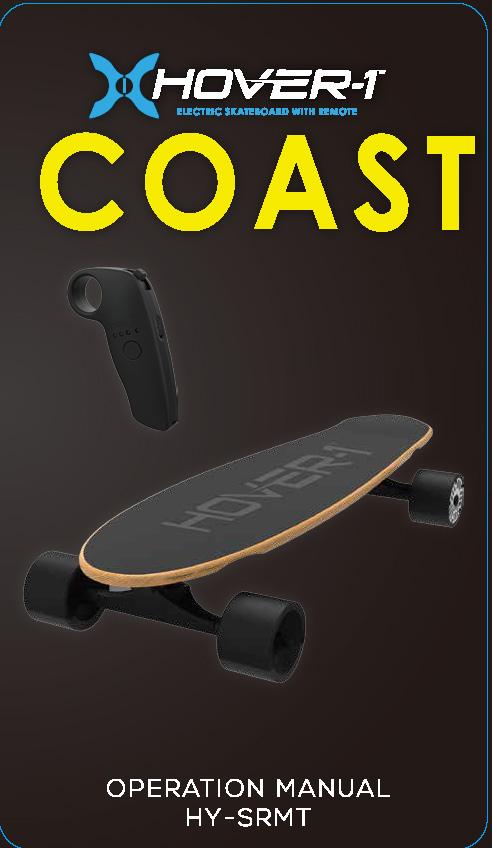 Coast Operation Manual