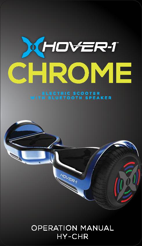 Chrome Operation Manual