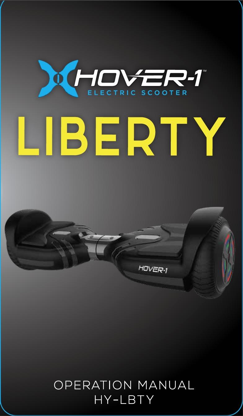 Liberty Operation Manual