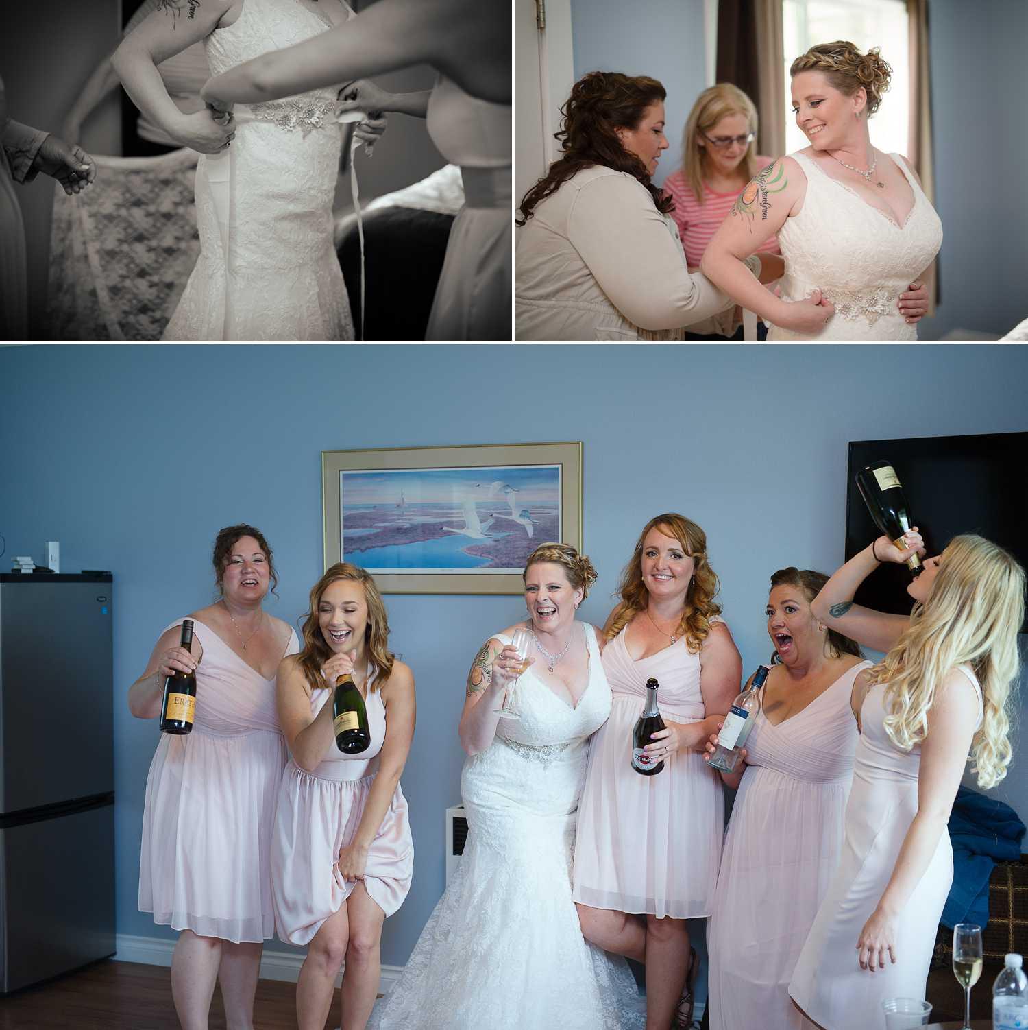Bridal Party Alaska