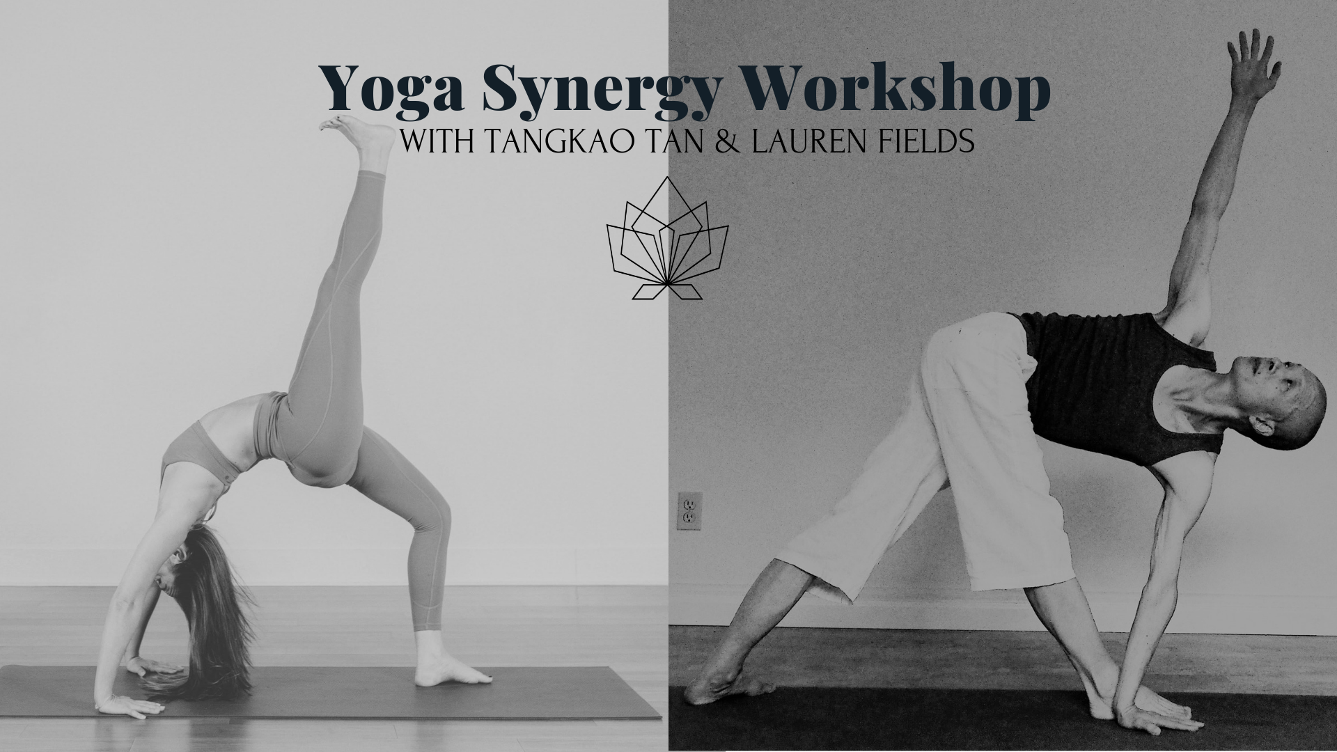 Yoga Synergy Workshop - This is a 2-day workshop in which you will learn spinal movement, core-initiated movement, and natural breathwork. Option for CEUs and can sign up for one day or both!