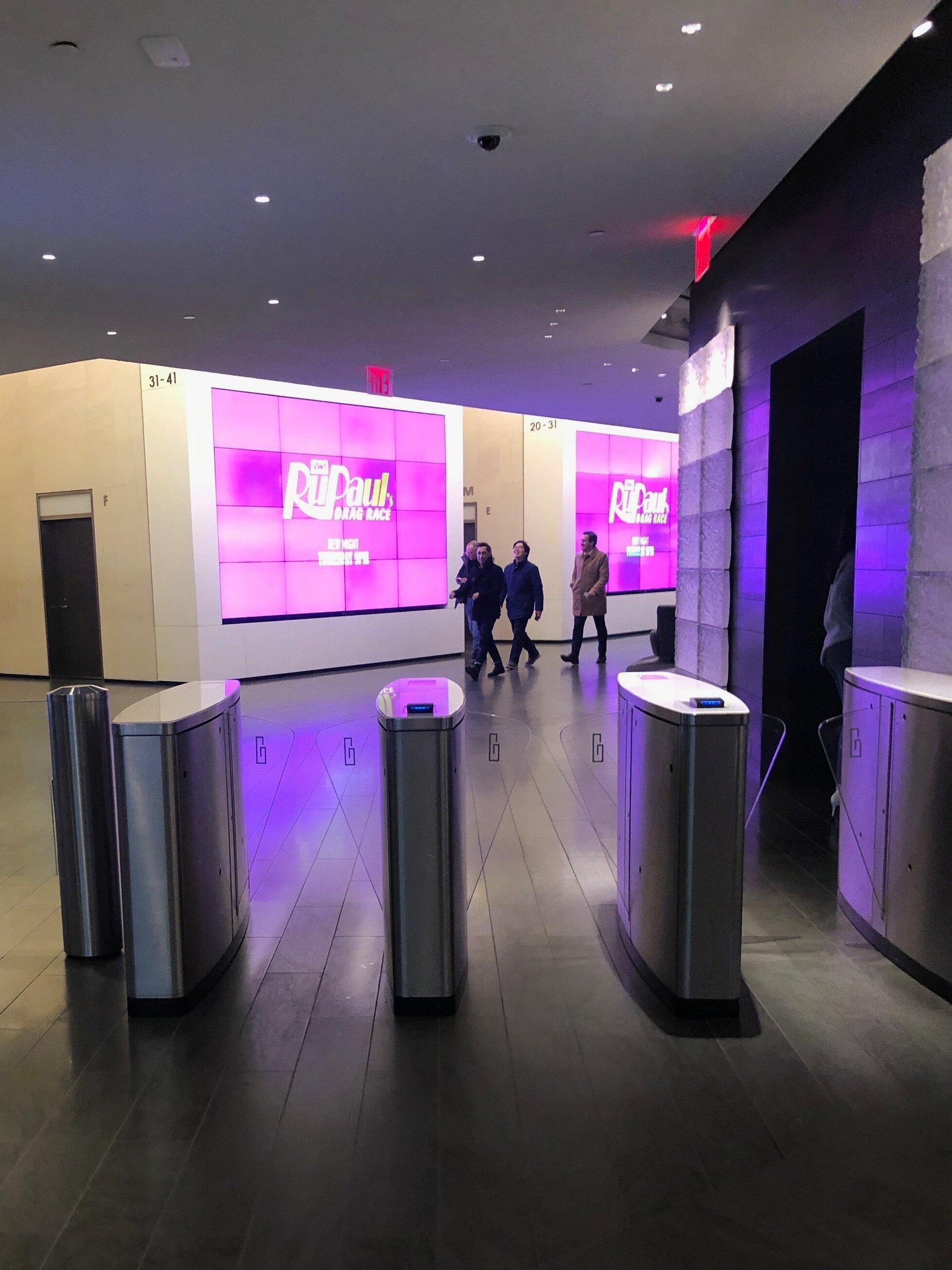 Viacom NYC Headquarters