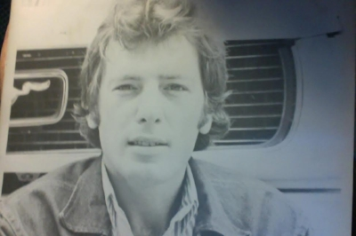 A young Harvey Sid Fisher. Photo courtesy HSF