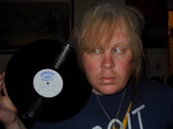 Danny James and the vinyl version of PEAR