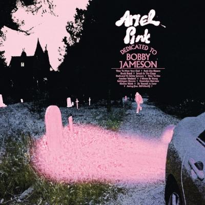 ariel pink dedicated to bobby jameson weirdo music forever