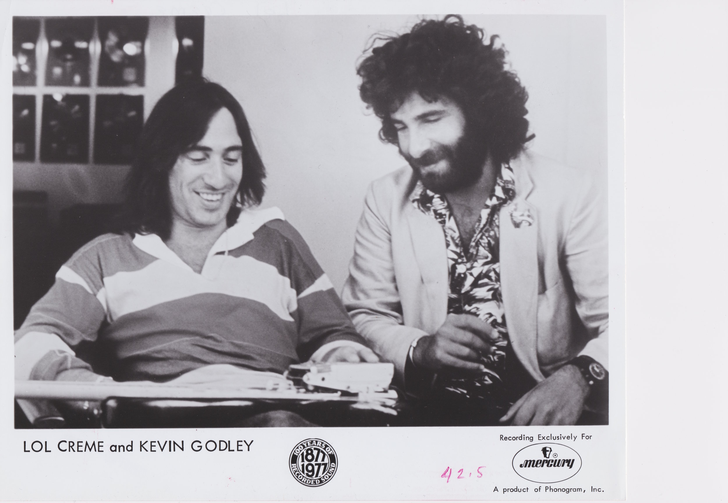 Godley and Creme promotional photo