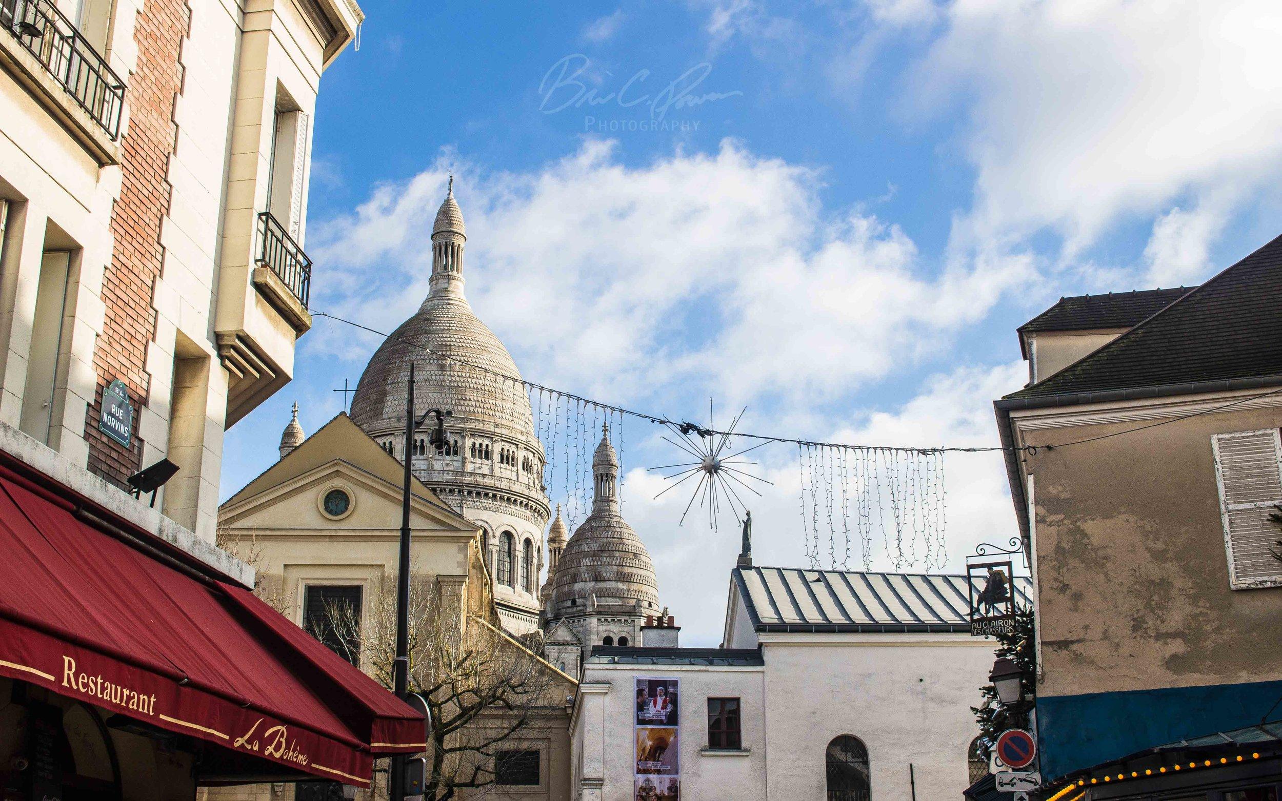Parisian Markets