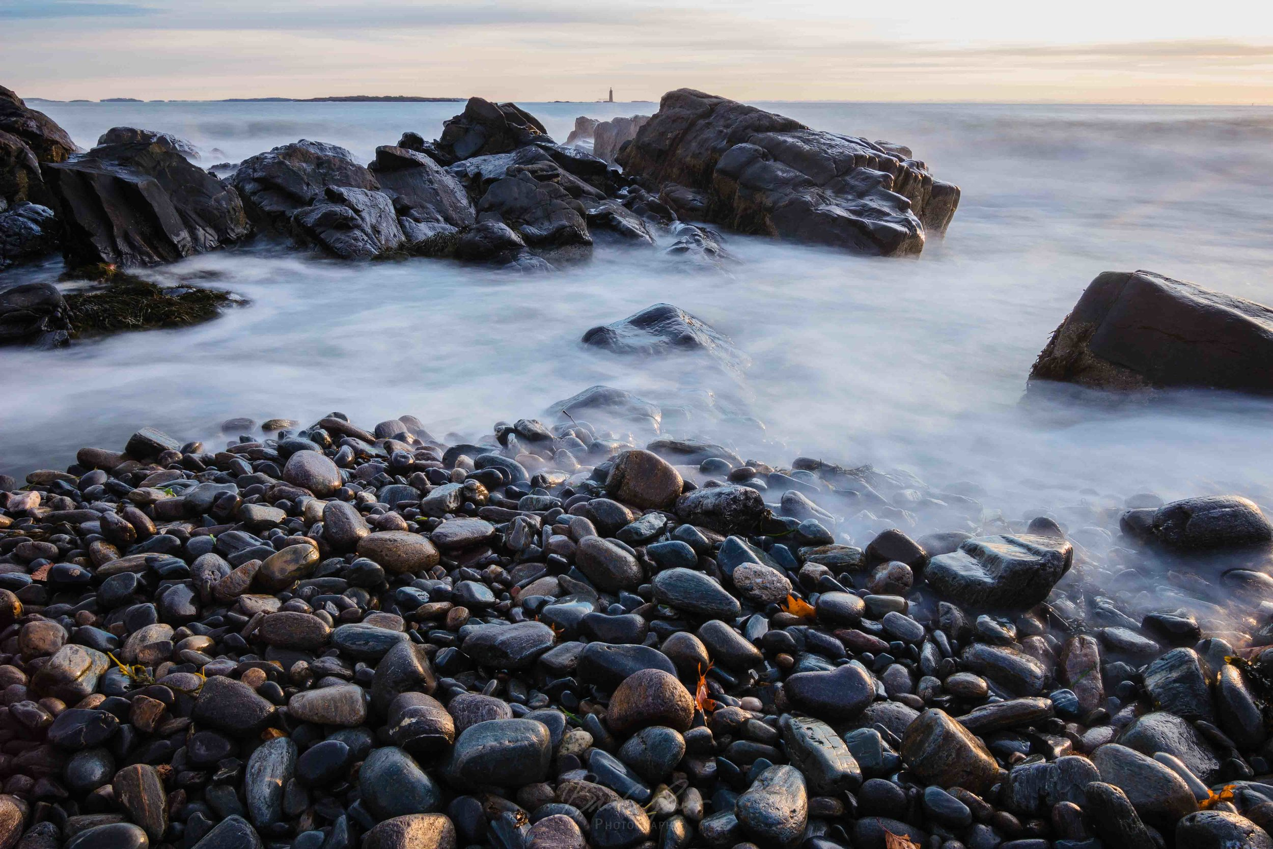 Rocky Shores of Maine