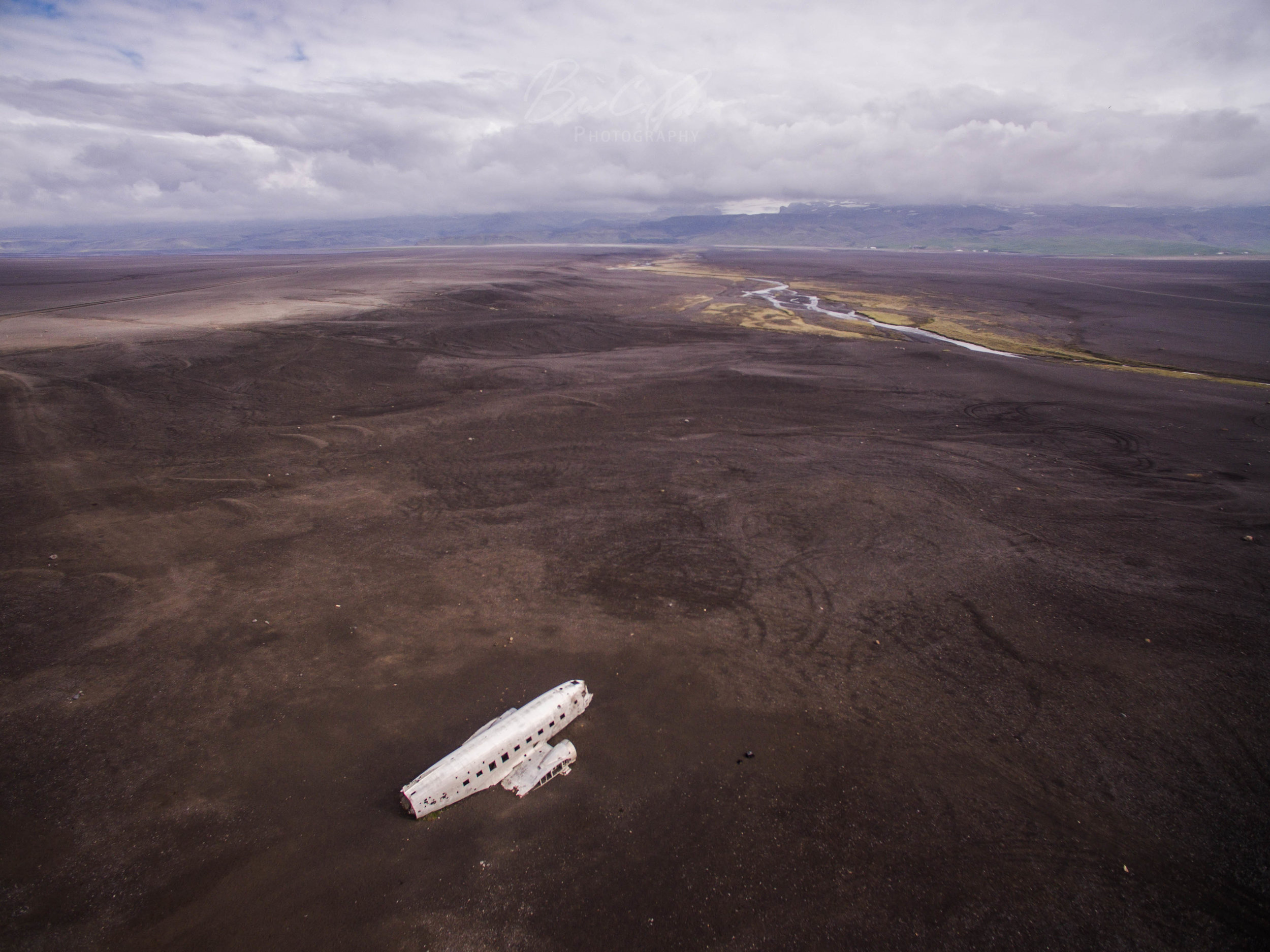 Sólheimasandur plane, Iceland | Brian C Powers Photography.jpg