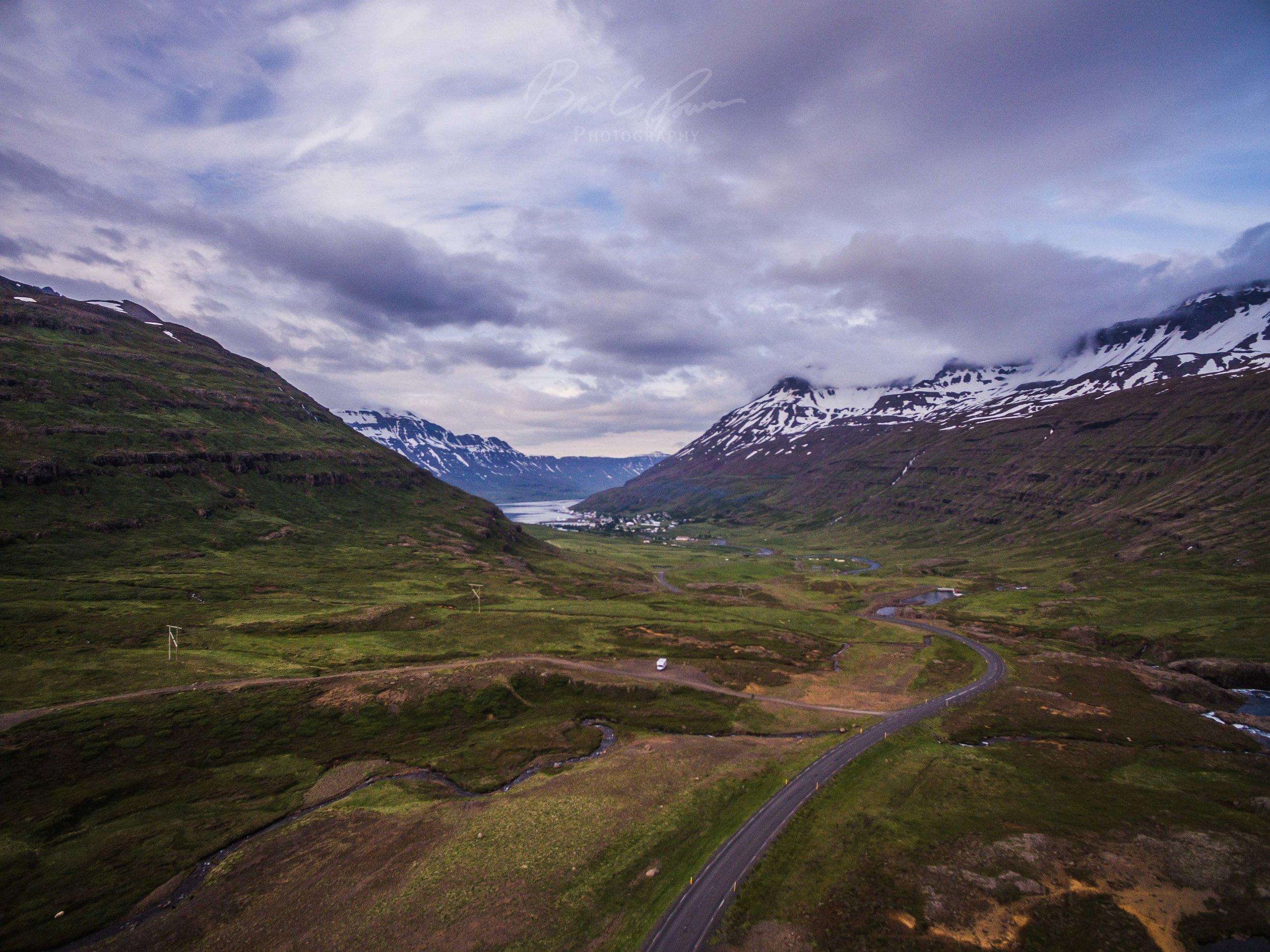 Road to Seyðisfjörður, Iceland | Brian C Powers Photography.jpg