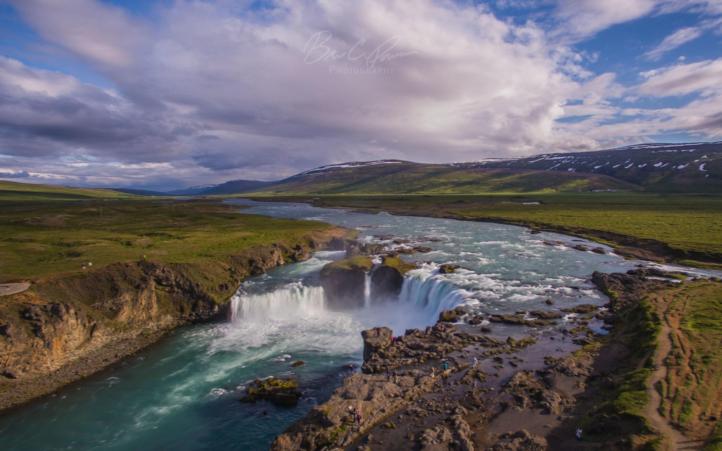 Goðafoss, Iceland | Brian C Powers Photography.jpg