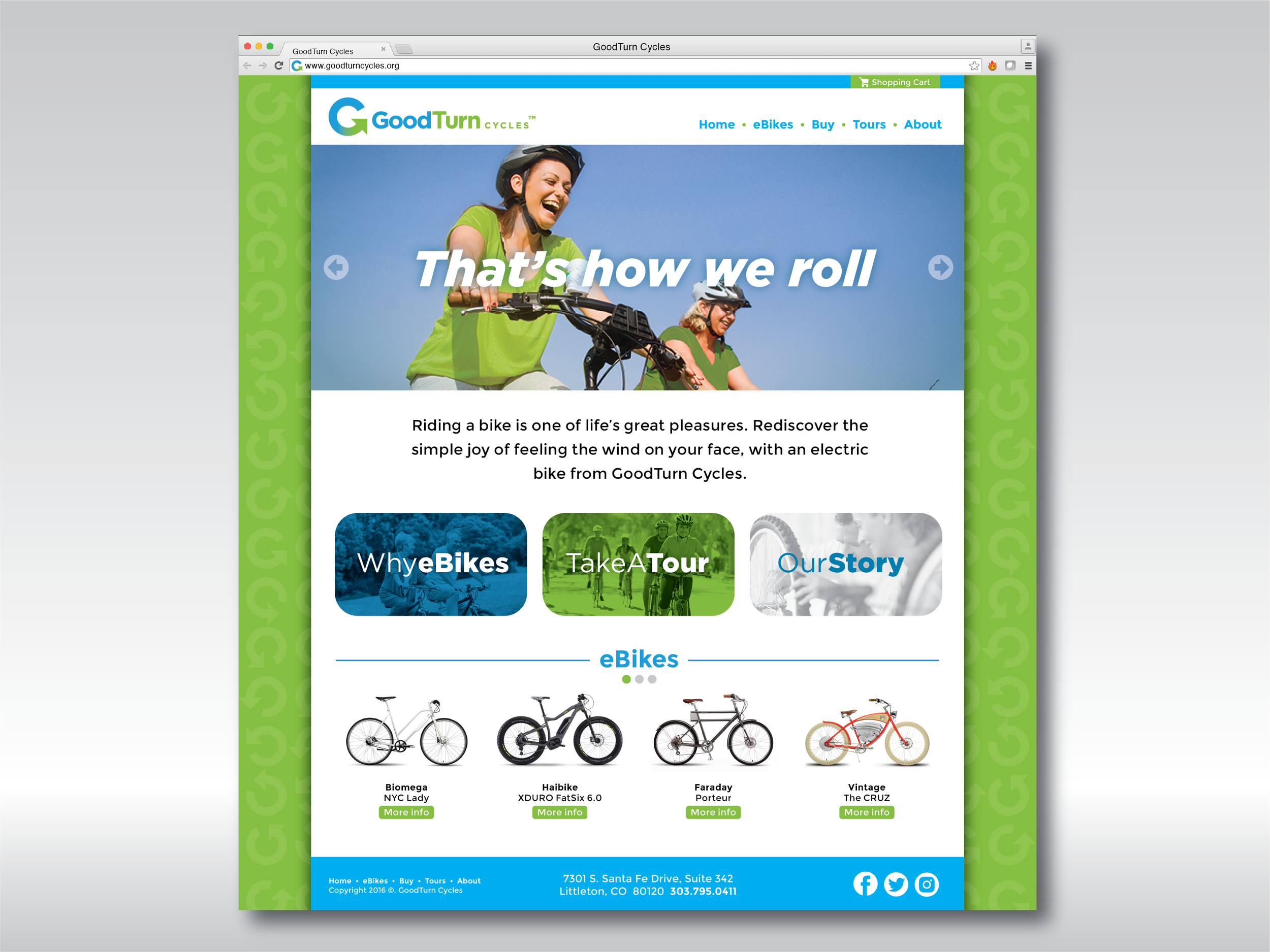 Click the image to visit the GoodTurn Cycles website.