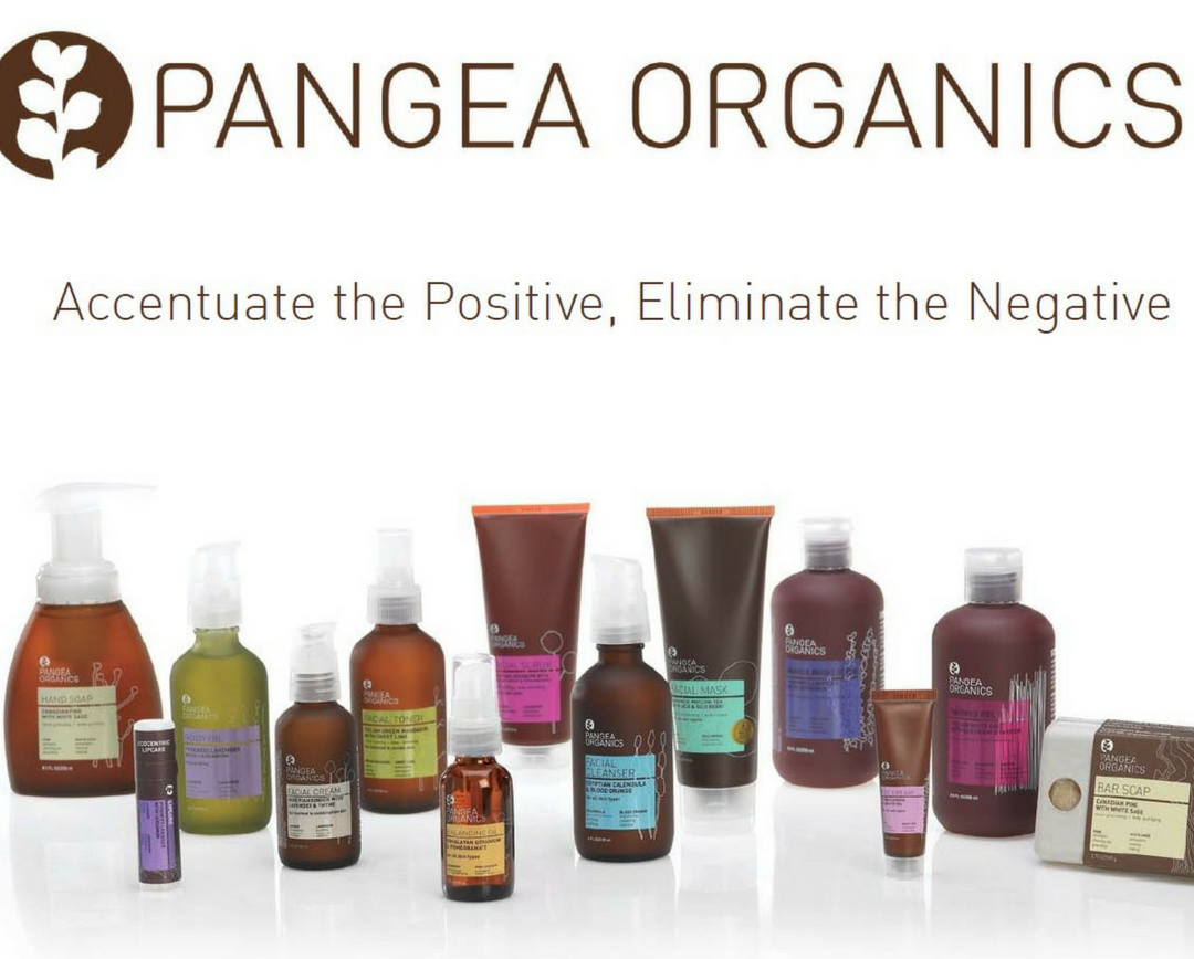 Ecocentric skin care line - I met the owner they are a grwat company with integrity, eco values, and beautiful products