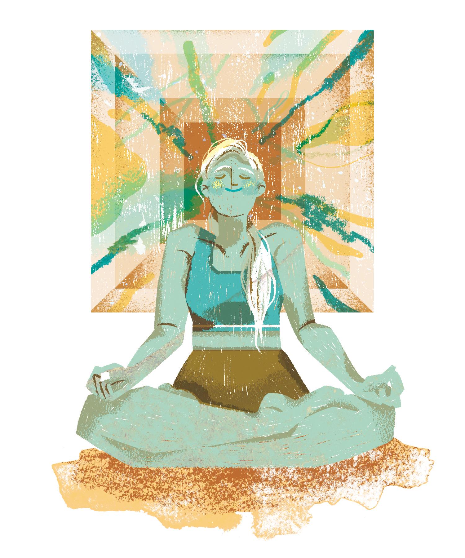 """Meditation by Number"""