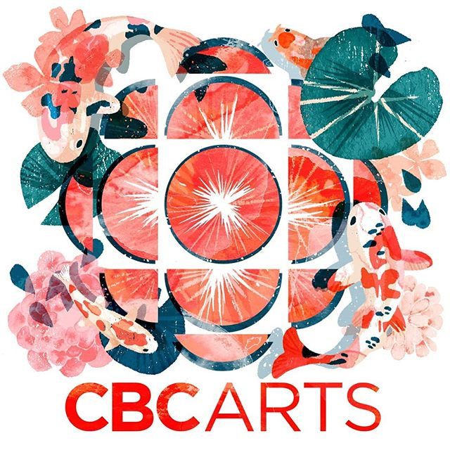 【ILLUSTRATION | CBC ARTS】@cbcarts reached out to me to take on the May logo on the theme of Asian Heritage Month! This version of the logo will appear on CBC Art's socials, as well as a Q&A on their website. Happy Asian Heritage Month! 🥟🥮🧨🧧🎋🎑 . . . #artwork #art #illustration #illust #illo #artist #illustrationage #digital #dailyart #photoshop #adobe #psd #illustree #digitaldrawing #logo #design #graphicdesign #cbc #canada #asianheritagemonth