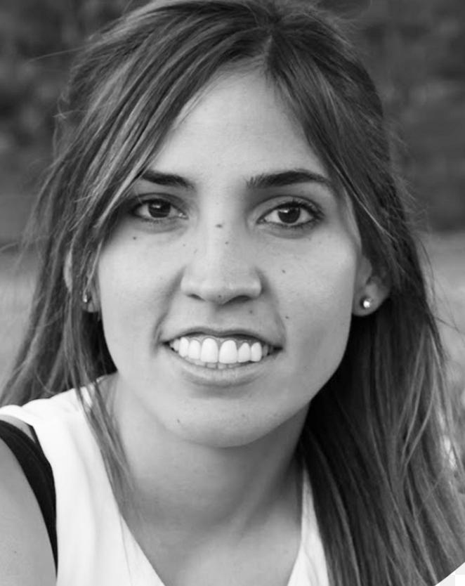 GIANNA VARGAS  Neumóloga    Directora de Proyectos y Fundraising   Ecuador - Madrid