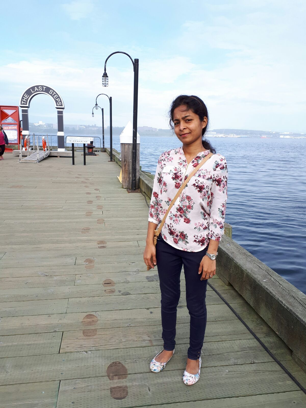 Janice Lobo from India Saint Mary's University- MSc in Computing and Data Analytics