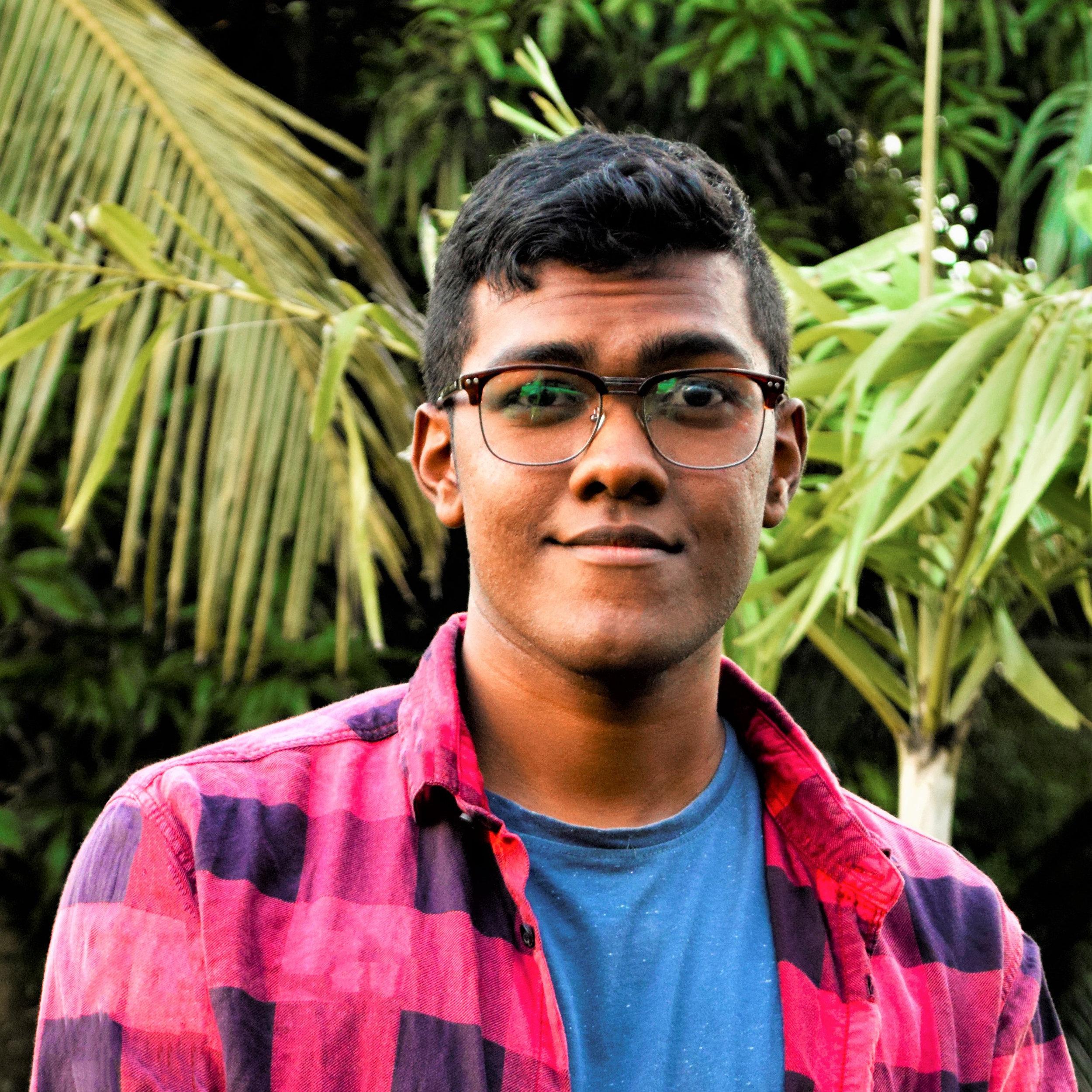 Patrice C.K Silvio from Mauritius St. Thomas University Class of 2020 Scholarship Recipient