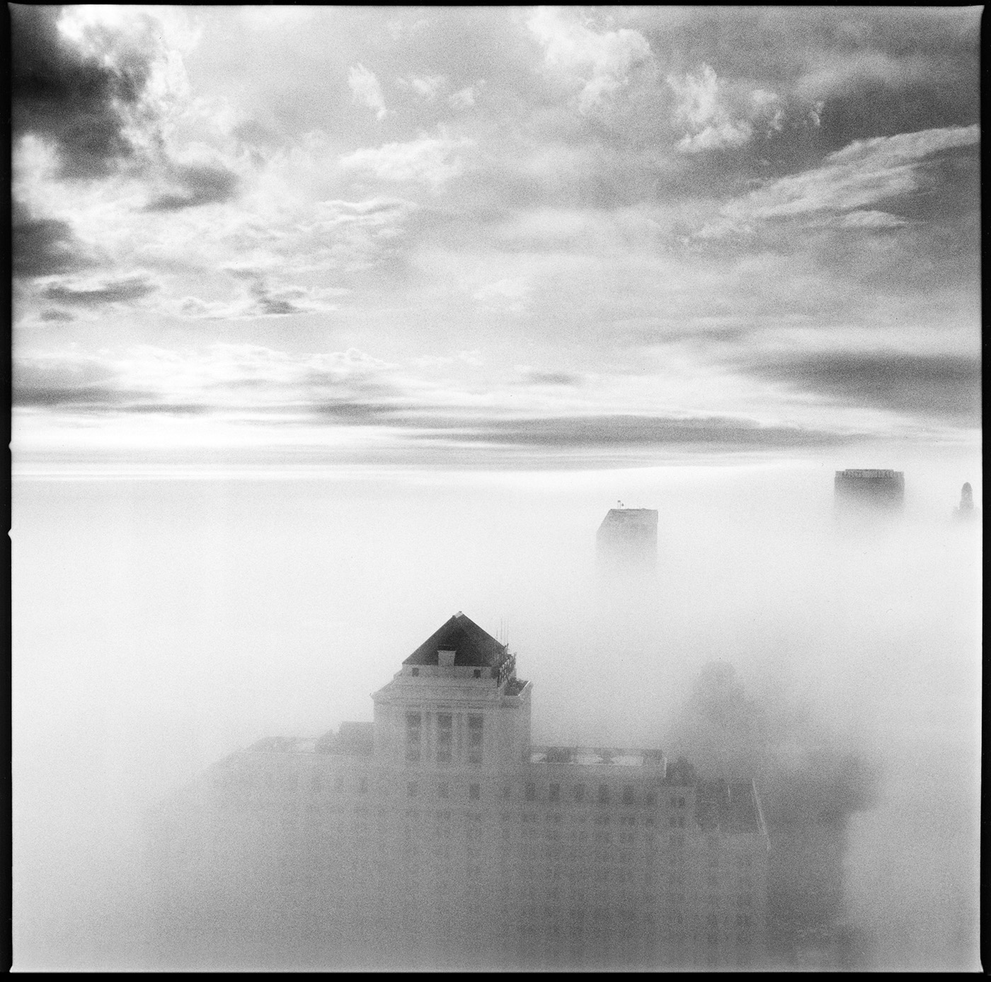Building in the Clouds, Atlantic City, New Jersey