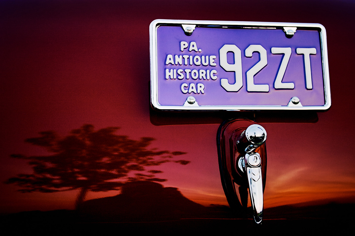PA Antique Historic Car, Hampton, New Jersey
