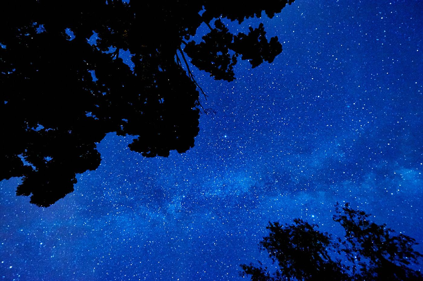 Milky Way and Night Sky, Hamilton, New York