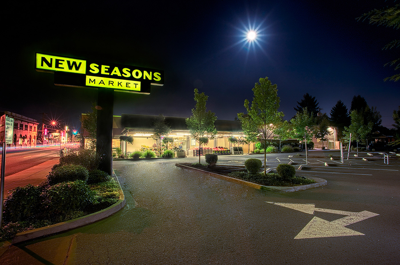 New Seasons Market, Portland, Oregon