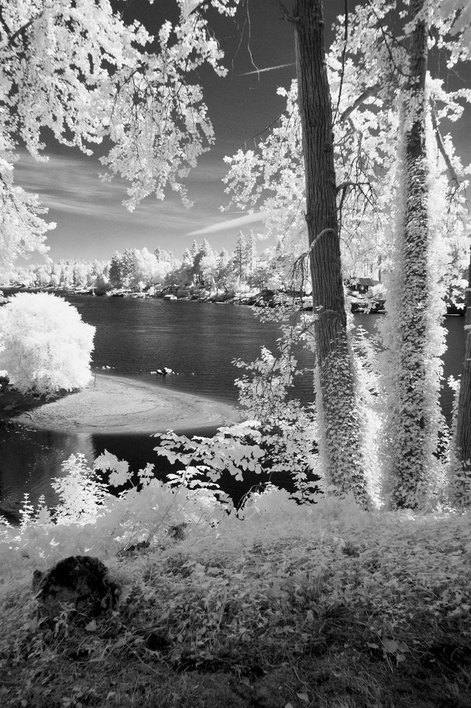 Willamette River, Lake Oswego, Oregon