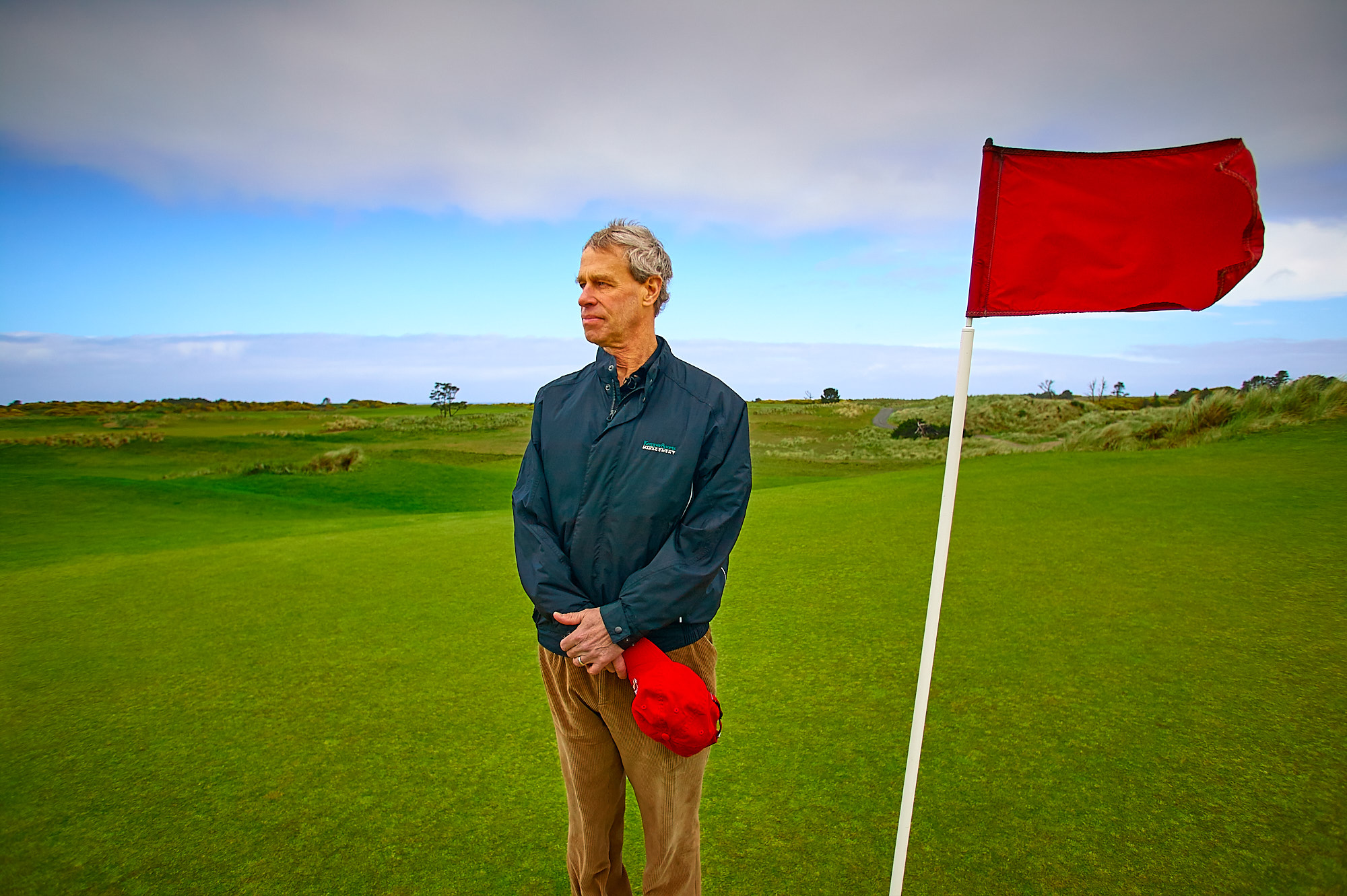 Mike Keiser, Owner, Bandon Dunes Golf Resort