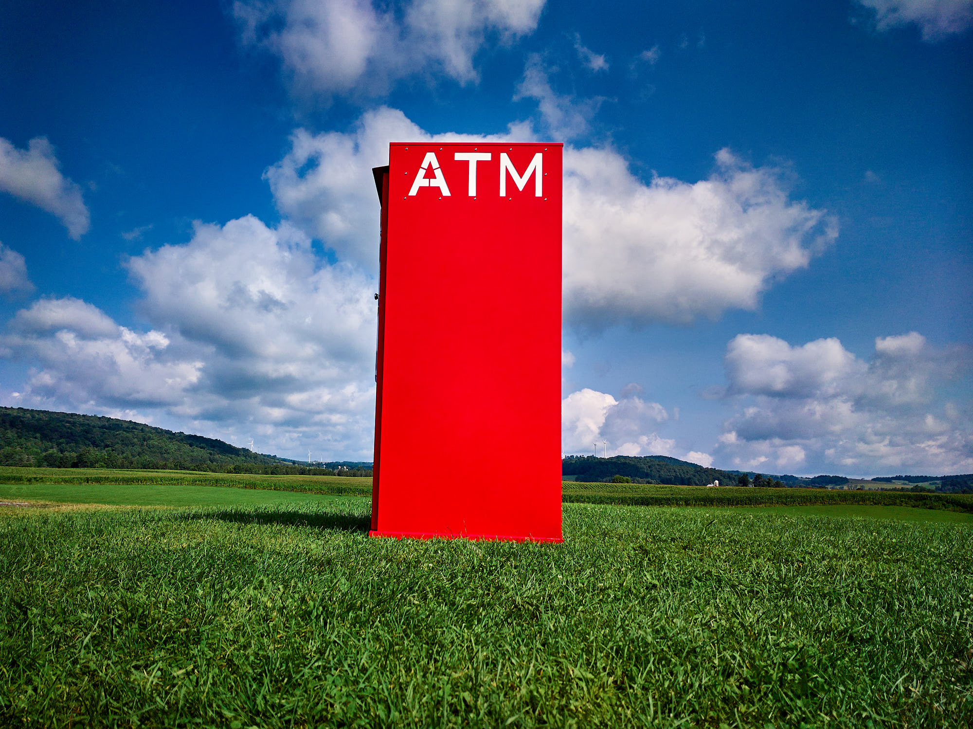 ATM, Bouckville, New York