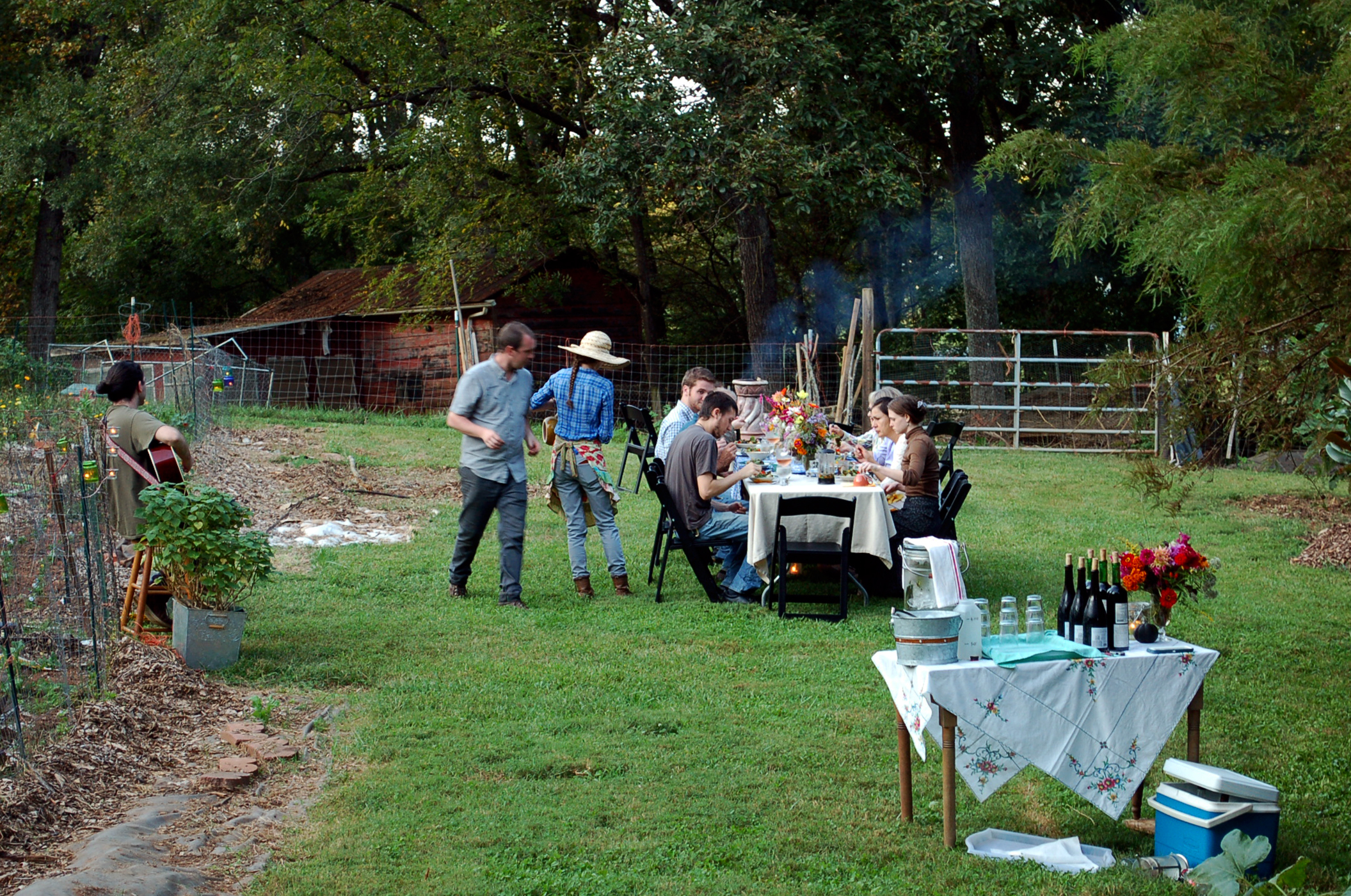 Harvest dinners & other events   -