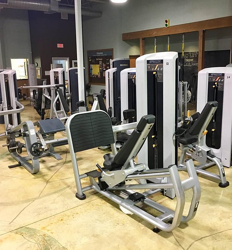 Precor Strength Training Circuit -