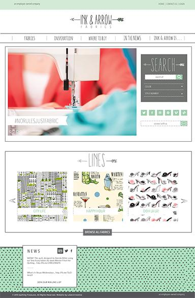 Branded Website Creation