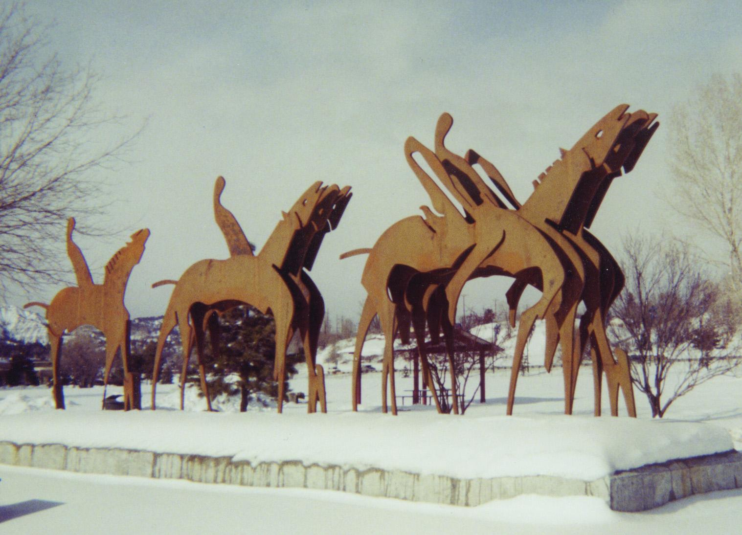 parade horse in snow.jpg