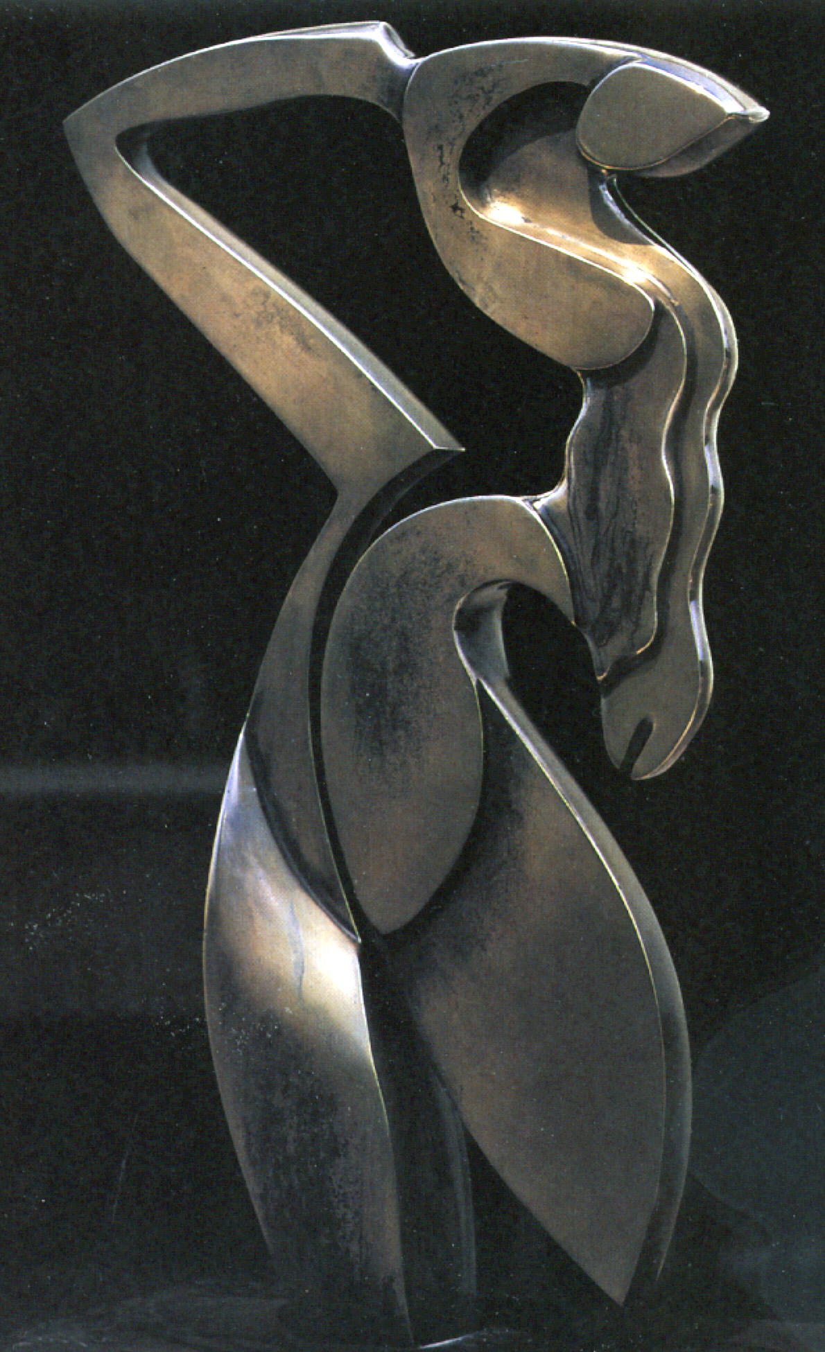 """Bronze - One Size - 24"""" - Series of Six - Sold Out"""